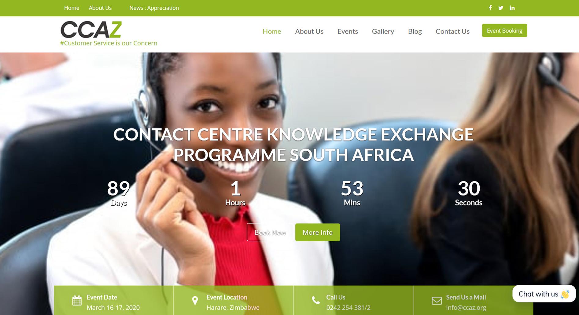 CCAZ | Tech24 Group