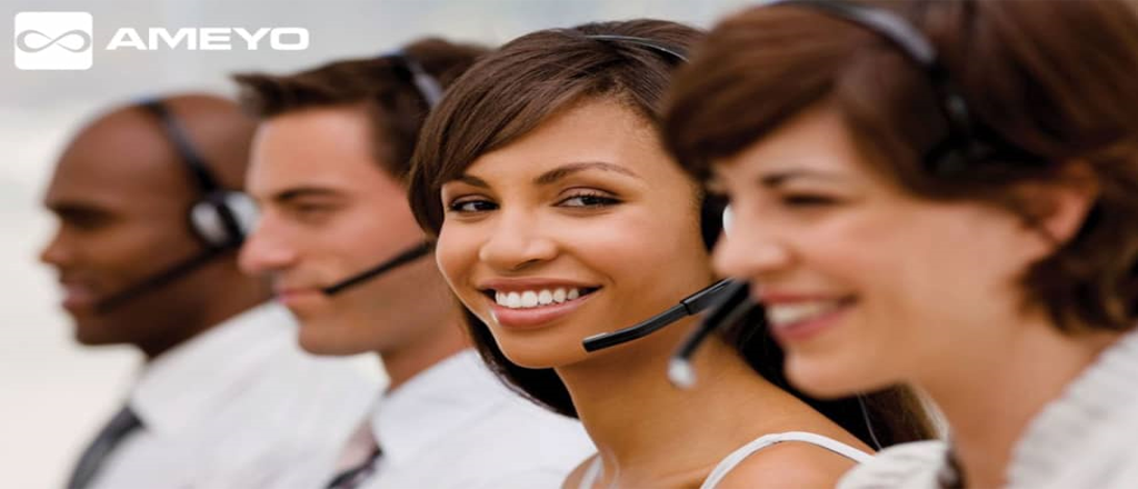 Go live with Ameyo contact center today